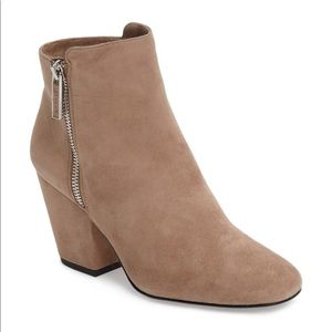 1 state tan bootie brand new